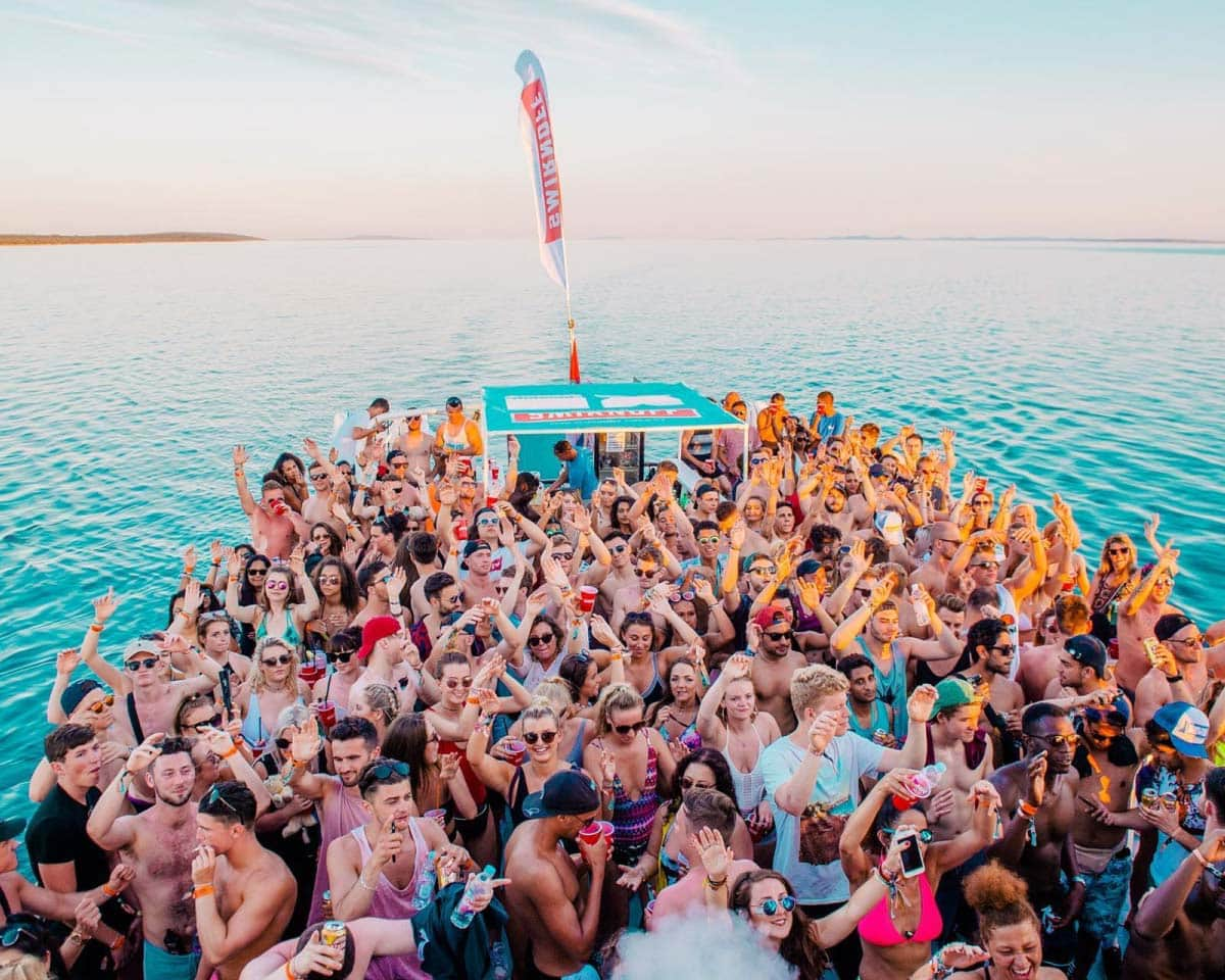 Boat Party - Pag