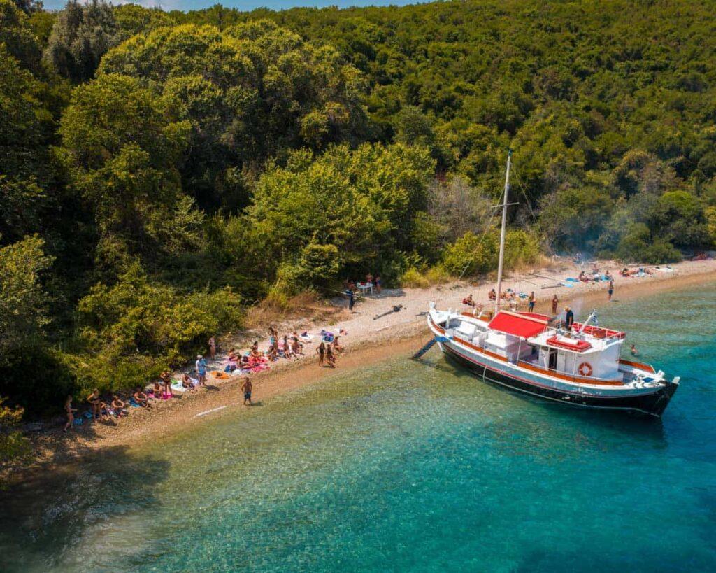 Boat Trip con Barbecue - Corfù