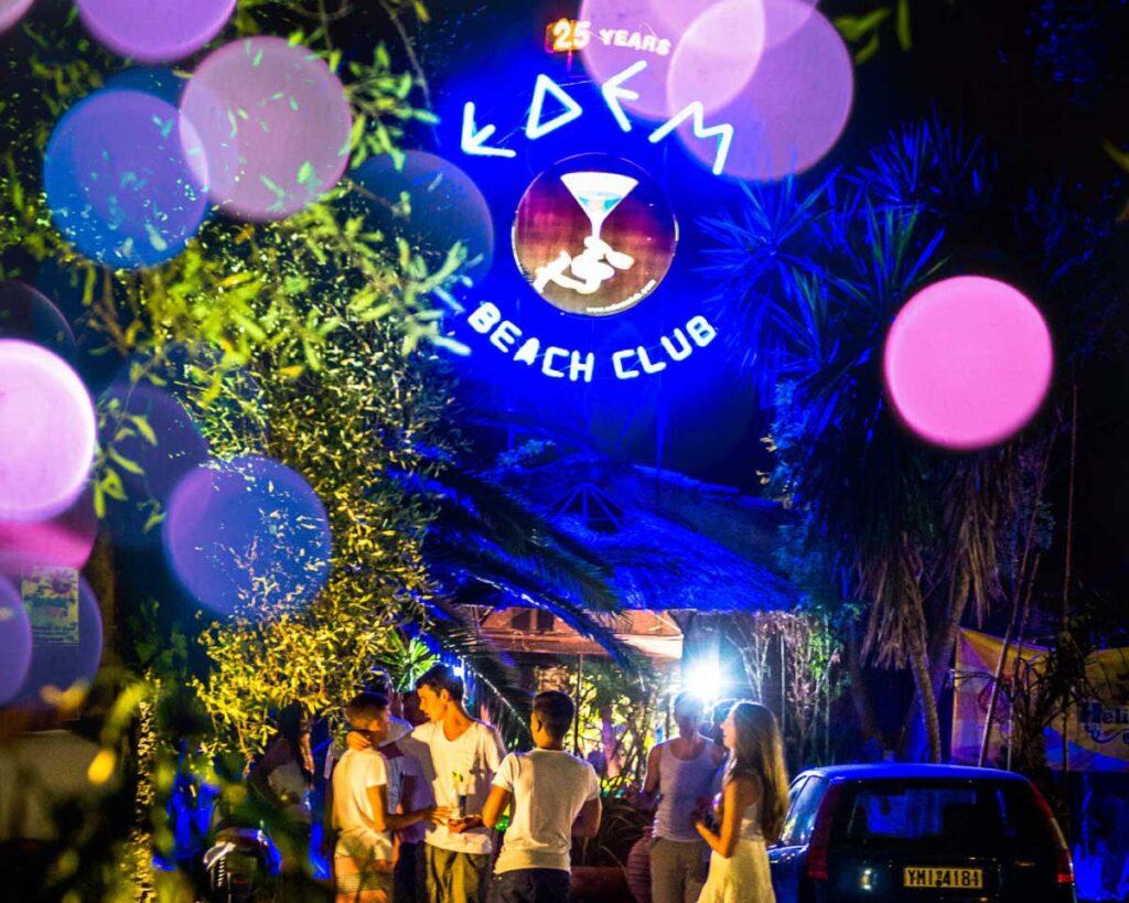 Edem Beach Club - Corfù