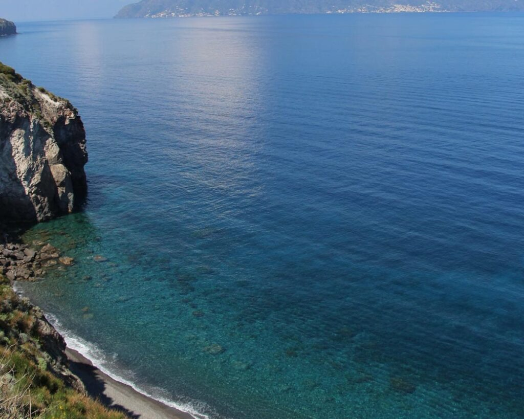 Spiaggia dei Gabbiani - Salina