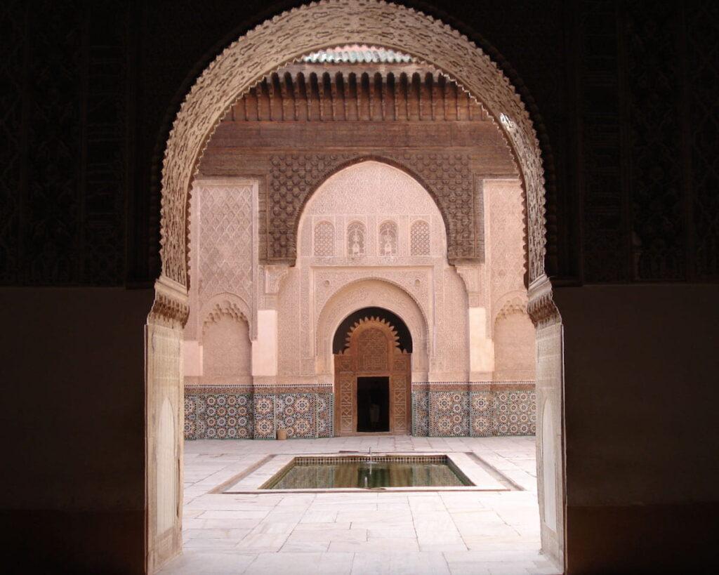 Madrasa di Ali Ben Yousef