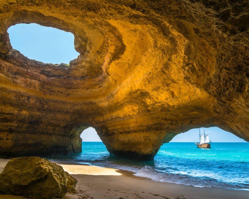 Grotte di Benagil