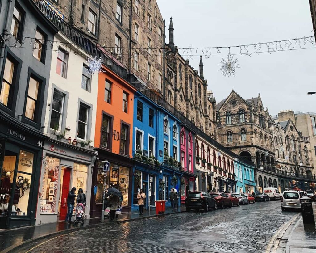 Harry Potter Tour - Edinburgo