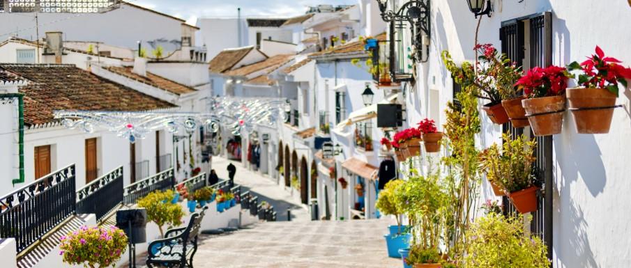 Vacanze economiche Andalusia giovani tour minivan