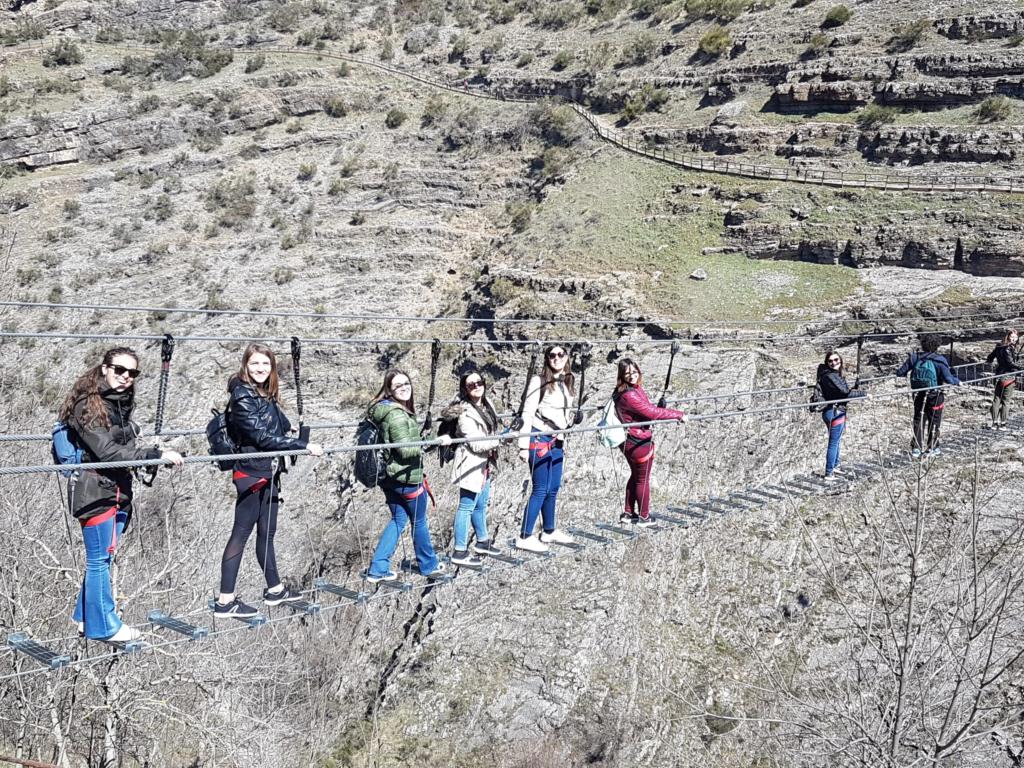 Escursione giovani Ponte alla Luna maggio 2021