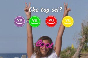 Che tag sei? Trova la vacanza giusta per te con il test di viaggiuniversitari.it