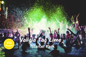 Valigia Tag Lime: con viaggiuniversitari.it le feste ti seguono in vacanza!